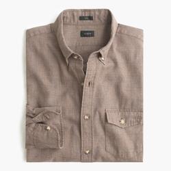 J.Crew - Slim Brushed Twill Shirt
