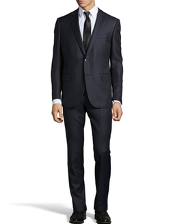 Ermenegildo Zegna - Muted Bar Stripe Mila Suit