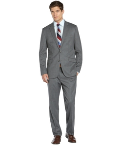 Kenneth Cole New York - Wool Blend Two Button Suit