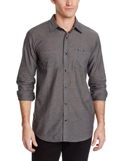 Discrete - Button Up Shirt