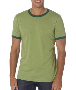 Canvas - Jersey Ringer Tee Shirt