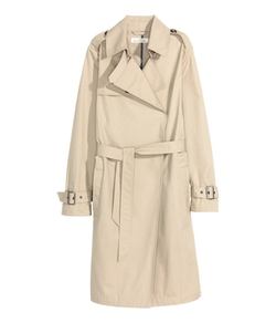 H&M - Twill Trench Coat
