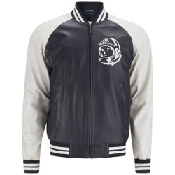 Billionaire Boys Club - Astro Leather Varsity Jacket