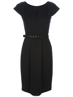 Moschino Cheap & Chic - Belted Dress