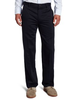 Dockers - Slim-Fit Flat-Front Pants