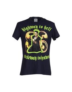 Versus - Printed T-Shirt