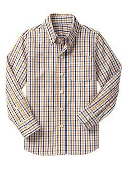 Gap - Checkered Oxford Shirt