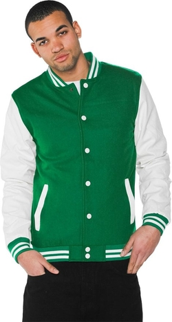 Urban Classics - Oldschool College Jacket
