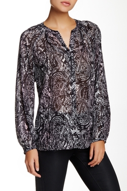 Kut From The Kloth  - Long Sleeve Blouse