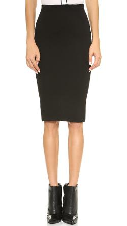Alice + Olivia  - High Waisted Pencil Skirt
