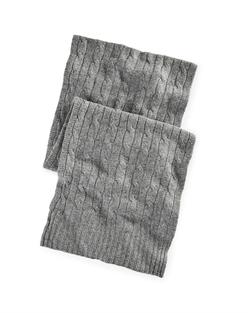 Ralph Lauren - Cable-Knit Cashmere Scarf