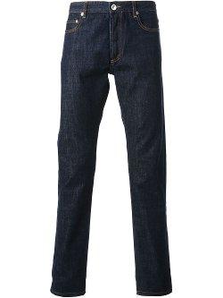 Kris Van Assche  - Straight Leg Jeans