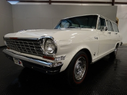 Chevrolet  - 1964 Nova Station Wagon