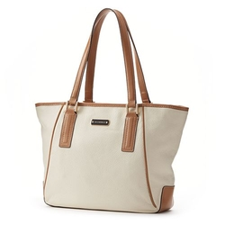 Dana Buchman - Compton Leather Tote Bag