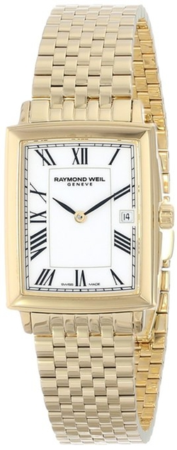 Raymond Weil - Tradition Gold-Tone Watch