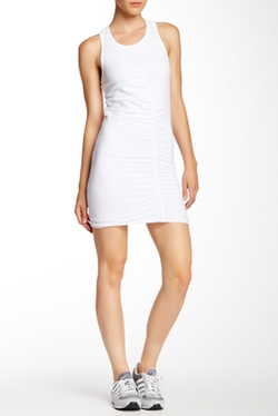 Solow - Mesh Mini Dress