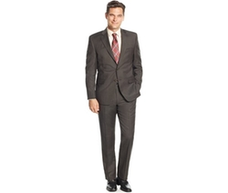 Lauren Ralph Lauren - Slim-Fit Olive Glenplaid Ultraflex Suit