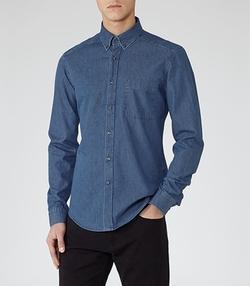 Royce - Washed Denim Shirt