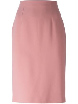 Alexander McQueen - Classic Pencil Skirt