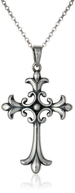 Amazon Collection - Celtic Cross Pendant Necklace