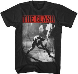 ill Rock Merch - The Clash - London Calling T-Shirt