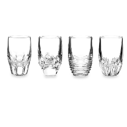 Waterford - Mixology Mixed Shot Glasses