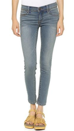 Free People  - Roller Crop Skinny Jeans