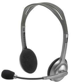 Logitech  - Stereo Headset H110