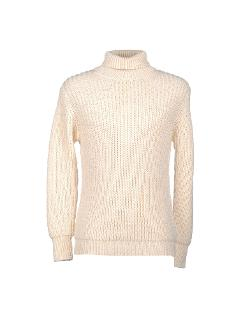 Haver Sack - Turtleneck Long-Sleeve Sweater