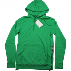 Balmain - Green Cotton Knitwear Jacket