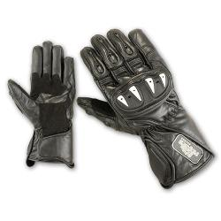 Playwell Bikers  - Leather Summer Motorcycle Gloves