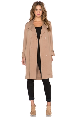 Lucca Couture - Trench Coat