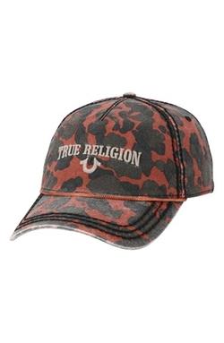 True Religion Brand Jeans - Camo Baseball Cap