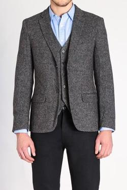 Threads 4 Thought  - Donegal Two Button Blazer