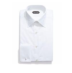 Tom Ford - Basic French Cuff Dress Shirt