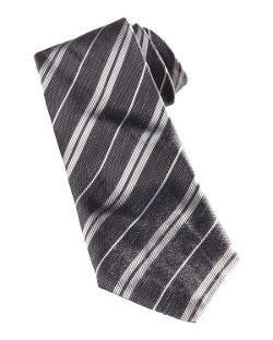 Armani Collezioni  - Skinny Striped Tie