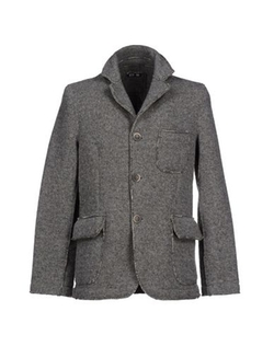 SD Side - Wool Blazer