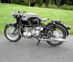 BMW - 1968 R69s Motorcycle