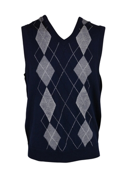 Club Room - Merino Blend Sweater Vest
