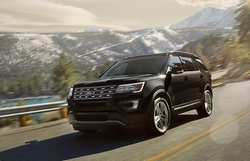Ford - Explorer SUV