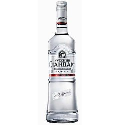 Russian Standard  - Platinum Vodka