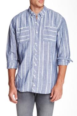 Quinn  - Evans Button-Down Collar Shirt