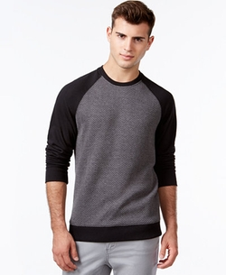 Retrofit - Colorblocked Fleece Sweater