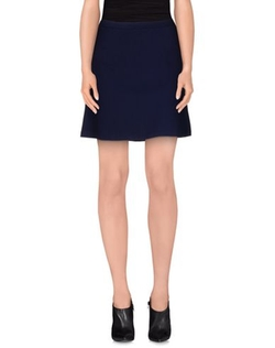 SCEE by Twin-Set - Jersey Mini Skirt