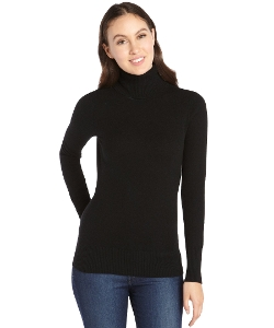 Hayden - Cashmere Turtleneck Sweater