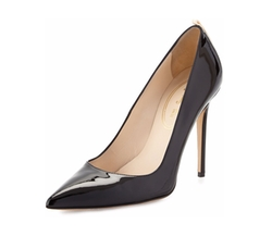 SJP by Sarah Jessica Parker - Fawn Patent Point-Toe Pump