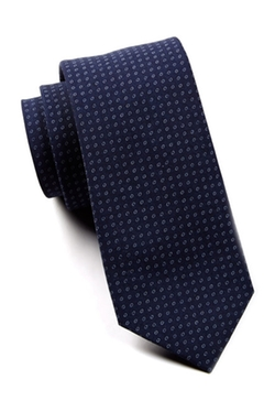 Report Collection  - Oval Print Tie