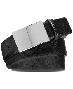 Michael Kors - Metal Plaque Belt