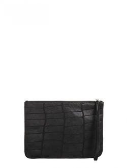 Massimo Palomba - Leather Momo Clutch Bag
