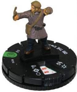 Heroclix - Ori The Dwarf With Character Card